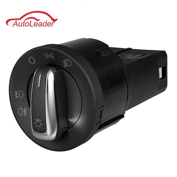 Car Head Light Fog Light Switch Control for VW Golf Jetta MK4 Passat B5 Beetle Sharan 3BD 941 531 car headlight adjuster moto for passat b5 3b 2001 2005 stepping motor for mk5 b5 headlight level adjustment motor 3bd 941 295