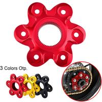 Rear Sprocket Cover For Ducati Diavel Monster Multistrada 1200 1260 Streetfighter Superbike 1098 1198 1199 1299 XDiavel 1262 939