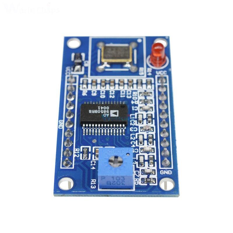 10 шт. AD9850 DDS генератор сигналов модуль 0 40 мГц Тесты оборудования