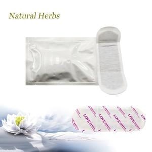 15Pcs Chinese Medicine Pad Swabs Feminin