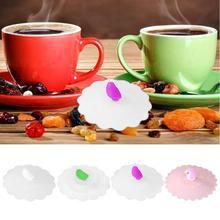 Силиконовая форма крышка чашки фрукты термостойкая кофе Герметичная крышка кухонный инструмент Противоскользящий эффект термостойкость дропшиппинг