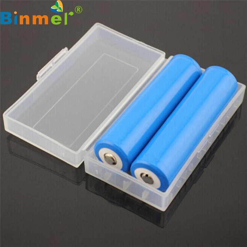 E5 Battery Case Plastic Boxs 18650 Box CR123A 16340 Battery Case Holder Box Storage Color Optional Wholesale