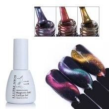 10ml BORN PRETTY 3D Cat Eye Gel Polish Chameleon Magnetic Gel Soak Off UV Gel Varnish Manicure Nail Art Color