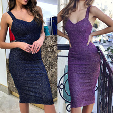 Sleeveless Slim Vestidos Vest Tanks Bodycon Dress Strap Solid Party Dress Fashion Women Sexy Backless Basic Dresses sexy hollow out women dresses slim backless knitted dresses vestidos solid vest tanks bodycon dress robe femme female dress
