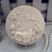Wholesale 1pcs butterfly and flowers zx107 handmade soap mold crafts diy silicone mould.jpg 200x200
