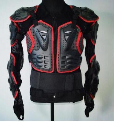 NewProfessional Moto Protection Moto Cross vêtements protecteur Moto CROSS BACK armure Protection vestes - 3