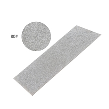 Тонкий алмазный нож инструмент заточка камня квадратная пластина точильный камень 80-3000 Зернистость