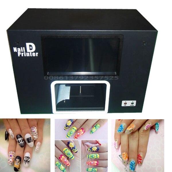 Ένα τεχνητό impressora do prego de DIY ψηφιακό - Τέχνη νυχιών - Φωτογραφία 2