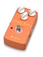 JOYO JF 36 Electric Guitar Effect Pedal Adapt To Various Overdrive Styles Sweet Baby Low Gain