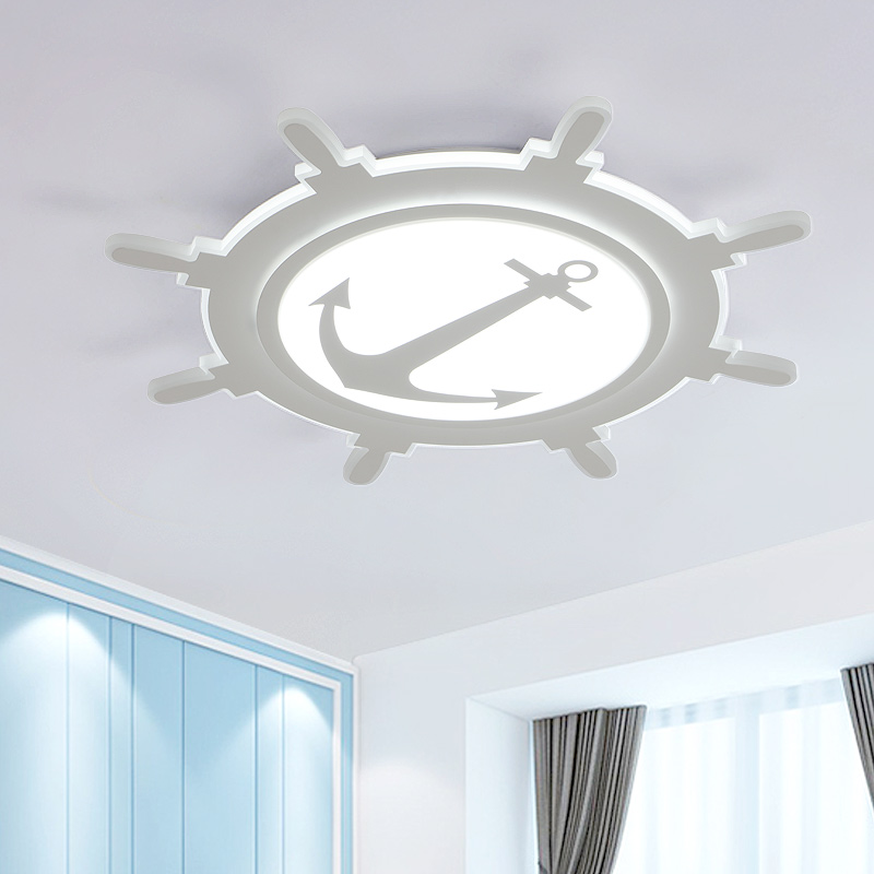 Здесь продается  Remote led ceiling lights Modern for bedroom dimmer light fixture meters  Свет и освещение