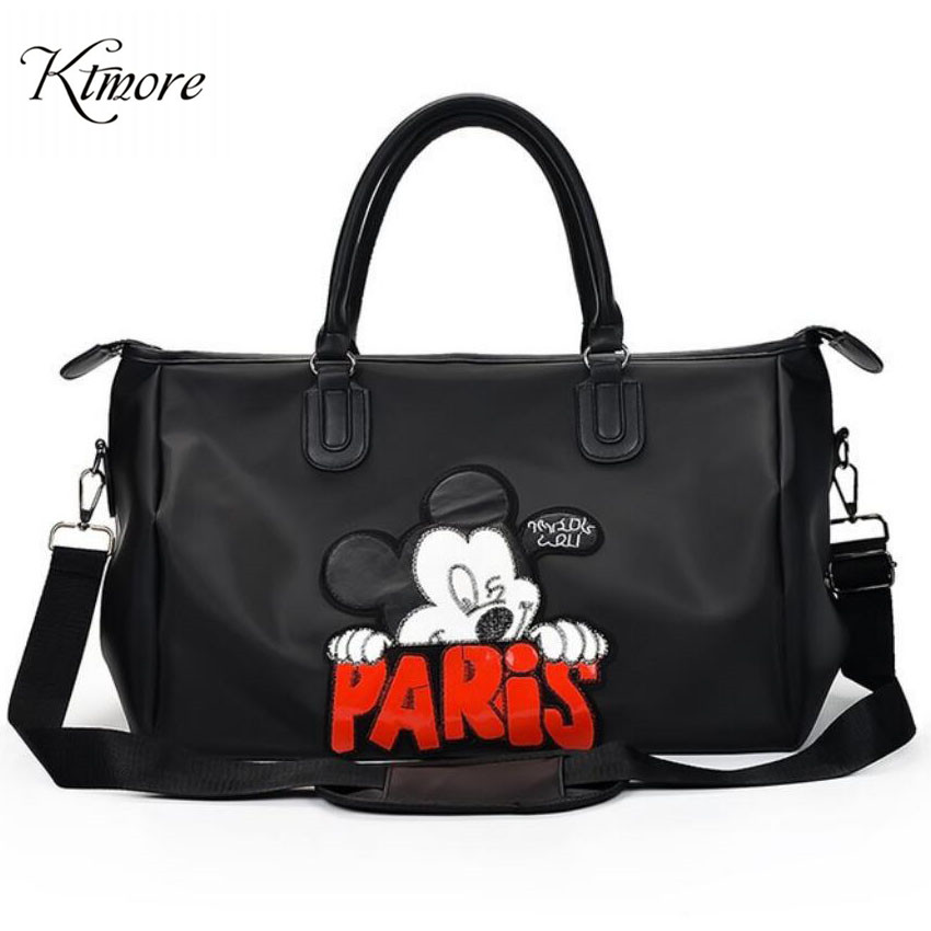 Mickey Shoulder Crossbody Bag For Women 2019 Female Messenger Bag High Capacity Minnie Handbag Women Bag Bolsas Feminina