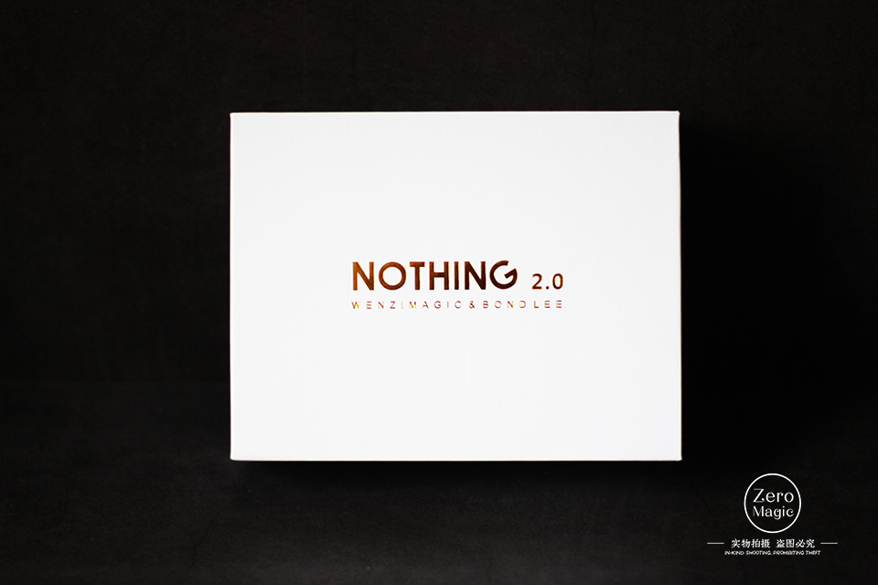 Nothing 2.0  Smoke Device,Mini Remote Control Smoke Device,Charge,magic Tricks,props,amazing,gimmick+Online Teaching
