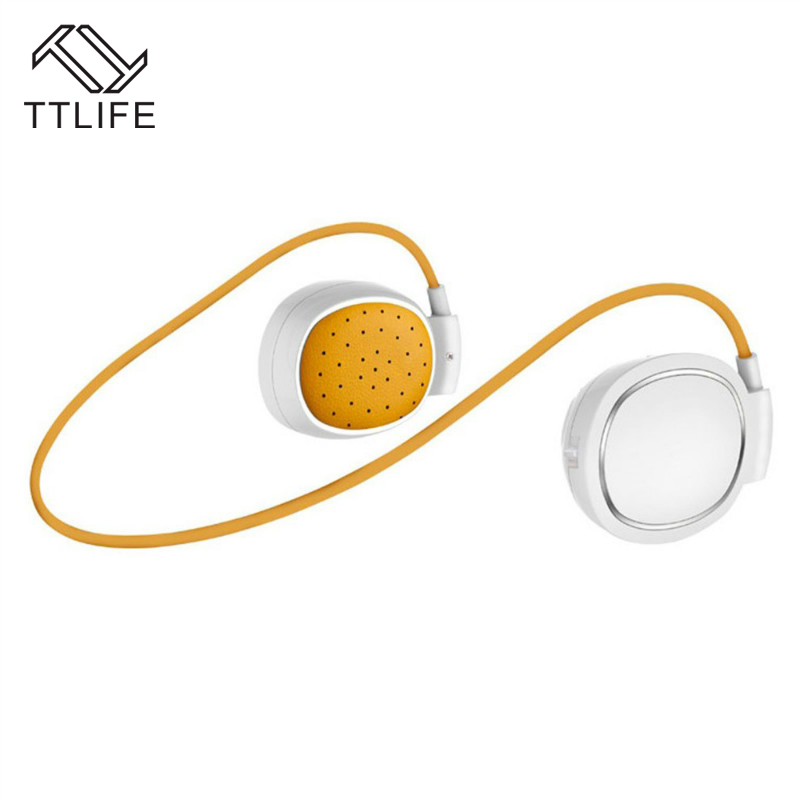 TTLIFE Wireless Headphone Bluetooth Stereo Sport Earphone Touch Control Earbuds Support A2DP Hands-free for Phones xiaomi sport mini stereo bluetooth earphone v4 0 wireless crack headphone earbuds hand free headset universal for samsung iphone7 sony