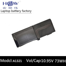 Brand New replacement Laptop Battery A1321 For Apple for Macbook Pro 15