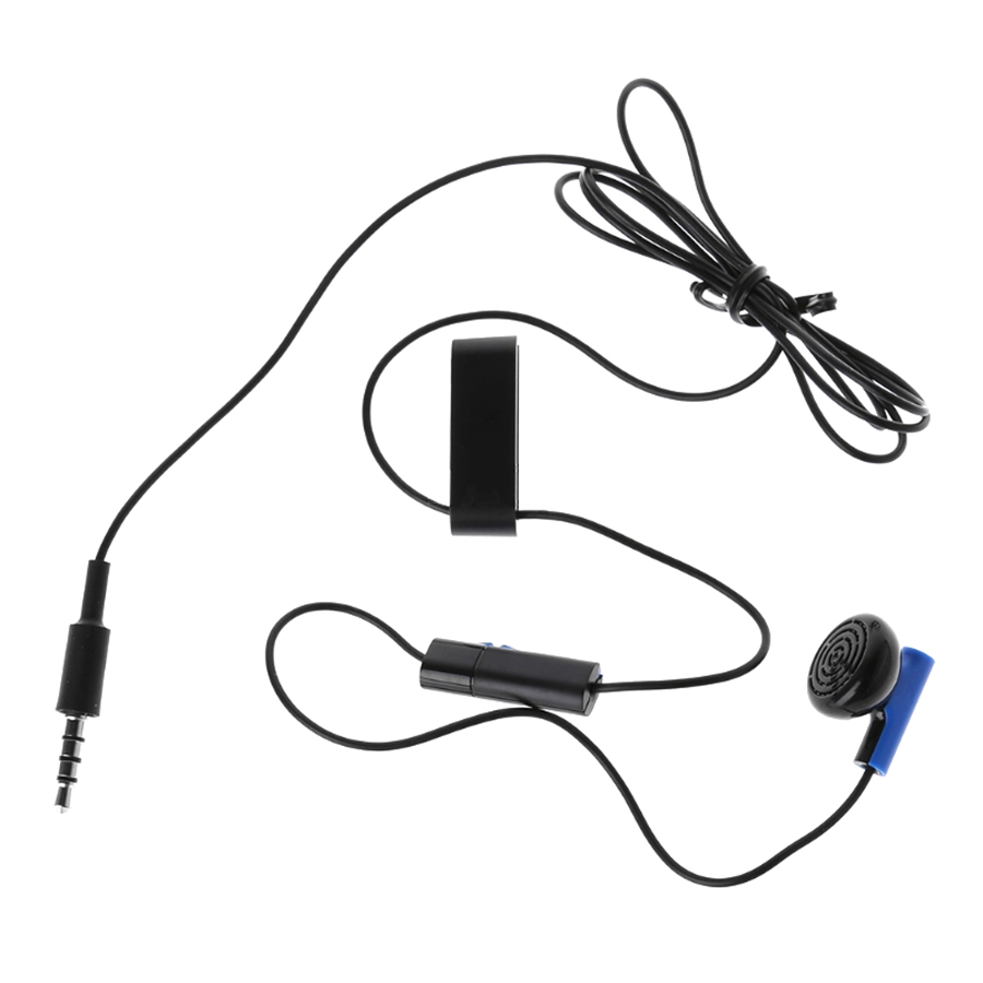 Sony Playstation 4 Mono Chat Earbud with Mic PS4