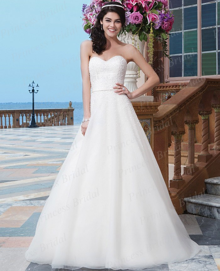 Wedding Ball Gowns Sweetheart Neckline: Free Shipping Popular Western Style Puffy Sweetheart