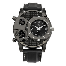 Mens Watches Top Brand Luxury V8 Men's Wrist Watches Fashion