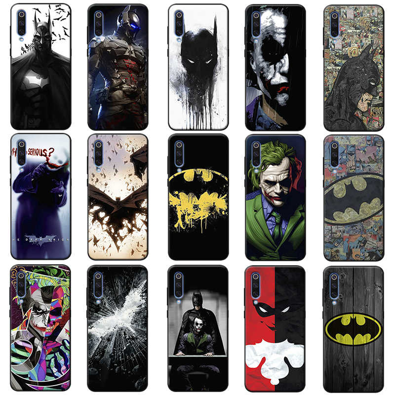 Batman Joker Harley Abstract art Caso de Telefone de Silicone Macio para samsung galaxy a70 a20 a30 a40 a50 s8 s9 s10 plus