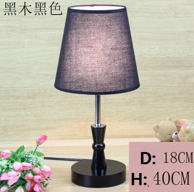 2017 new Contemporary and contracted table lights Italian wooden table light Dinning lamp Simple Table Lamps FG281