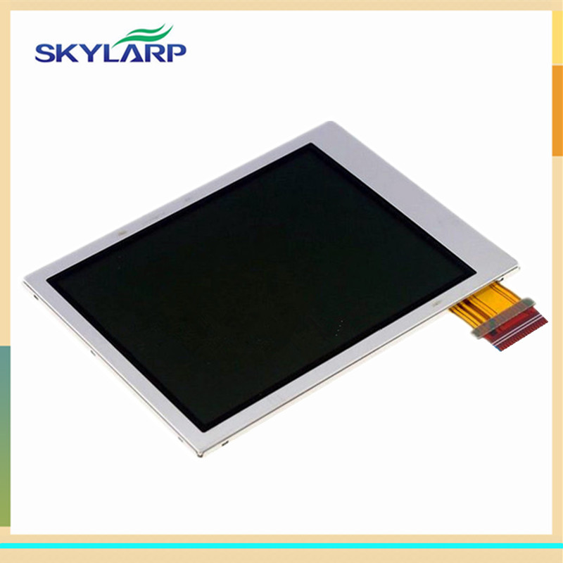 original LCD Module Replacement for Honeywell Dolphin 6100 handheld device LCD display screen panel scanner Equipment  цены