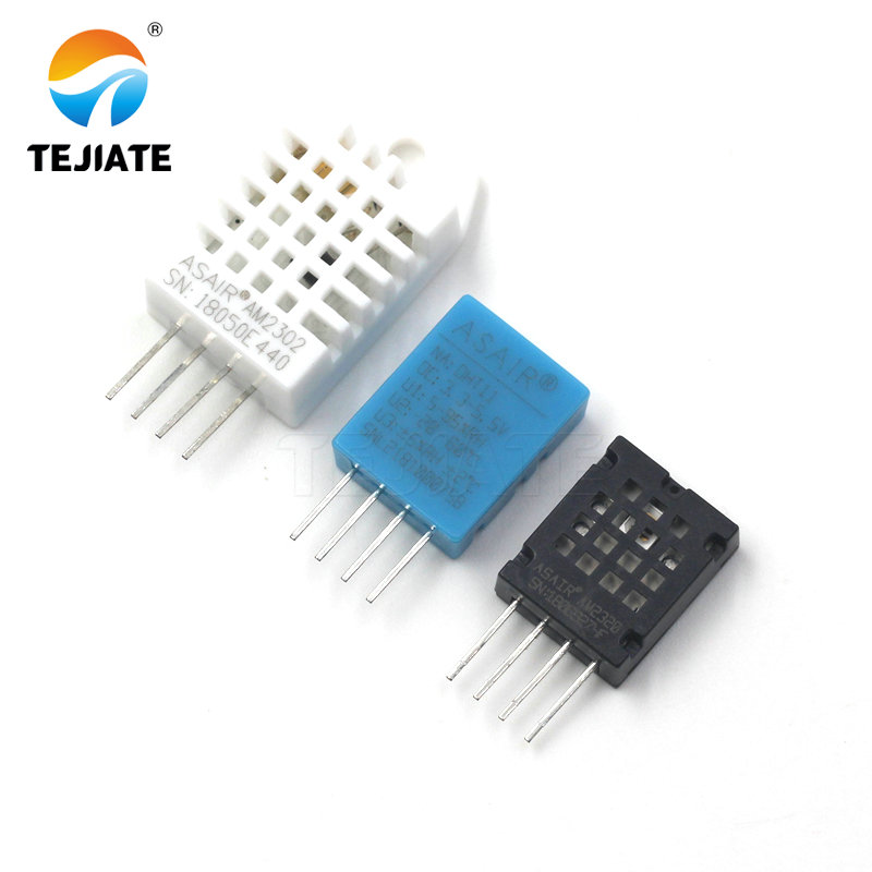 DHT22 AM2302 DHT11 AM2320 Digital Temperature Humidity Sensor Module 4P