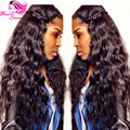 Hotsale Loose Wave Malaysian Virgin Hair Full Lace Wig For Black Women Unprocessed Full Lace Virgin Hair Wigs With Baby Hair