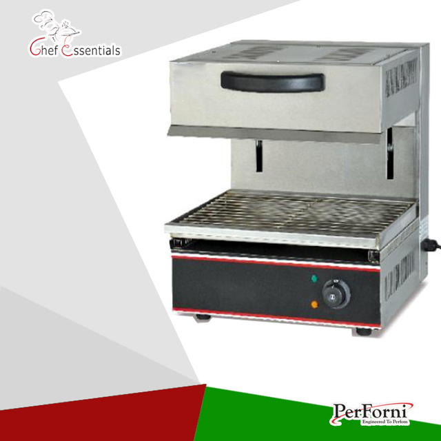 PKJG EB450 Commercial Electric Lifting Salamander Oven Western Kitchen  Resturant Electric Salamander Adjustable