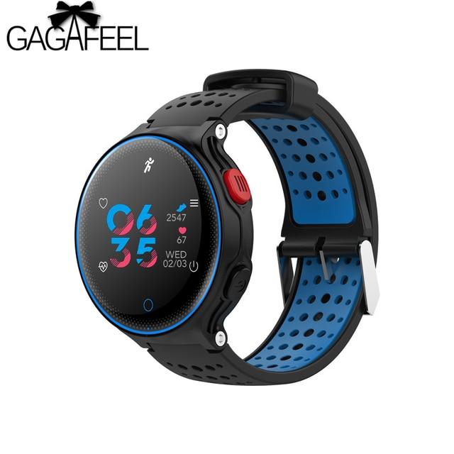 Gagafeel X2plus Color Screen Smart Watch fitness tracker Smart bracelet Heart Ra