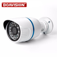 HD 1080P 2 0MP POE Bullet IP Camera ONVIF 24Pcs IR Leds Night Vision Waterproof Outdoor
