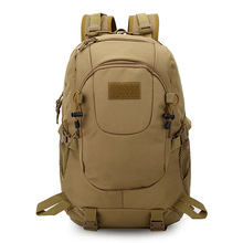 Outdoor backpack Multifunction Sports Sport Bag Molle Tactical Bag Water Resistant Military Rucksack For Climbing Camping