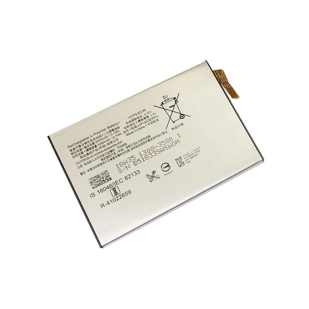 High Quality Replacement LIP1653ERPC <font><b>Battery</b></font> For SONY <font><b>Xperia</b></font> XA2 Ultra G3421 G3412 <font><b>XA1</b></font> Plus Dual H4213 Phone <font><b>Battery</b></font> 3430mAh image