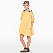 От 2 до 14 лет Детская Обувь для девочек Летнее платье принцессы платье для маленьких девочек Вечеринка Платья для женщин детская одежда Семейные комплекты платье для мамы и дочки