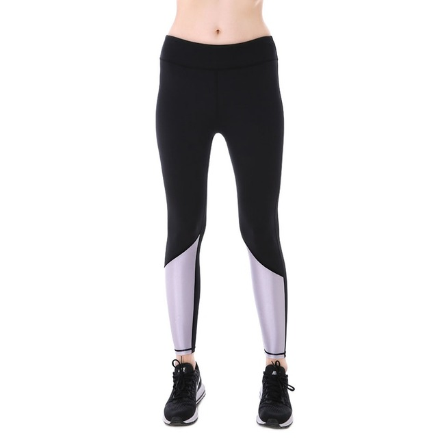 1af0c24c613 New Arrival Hot Sales Black White Spliced Women Sports Yoga Pants Workout  Fitness Sport Yoga Gym Leggings-in Yoga Pants from Sports & Entertainment  on ...