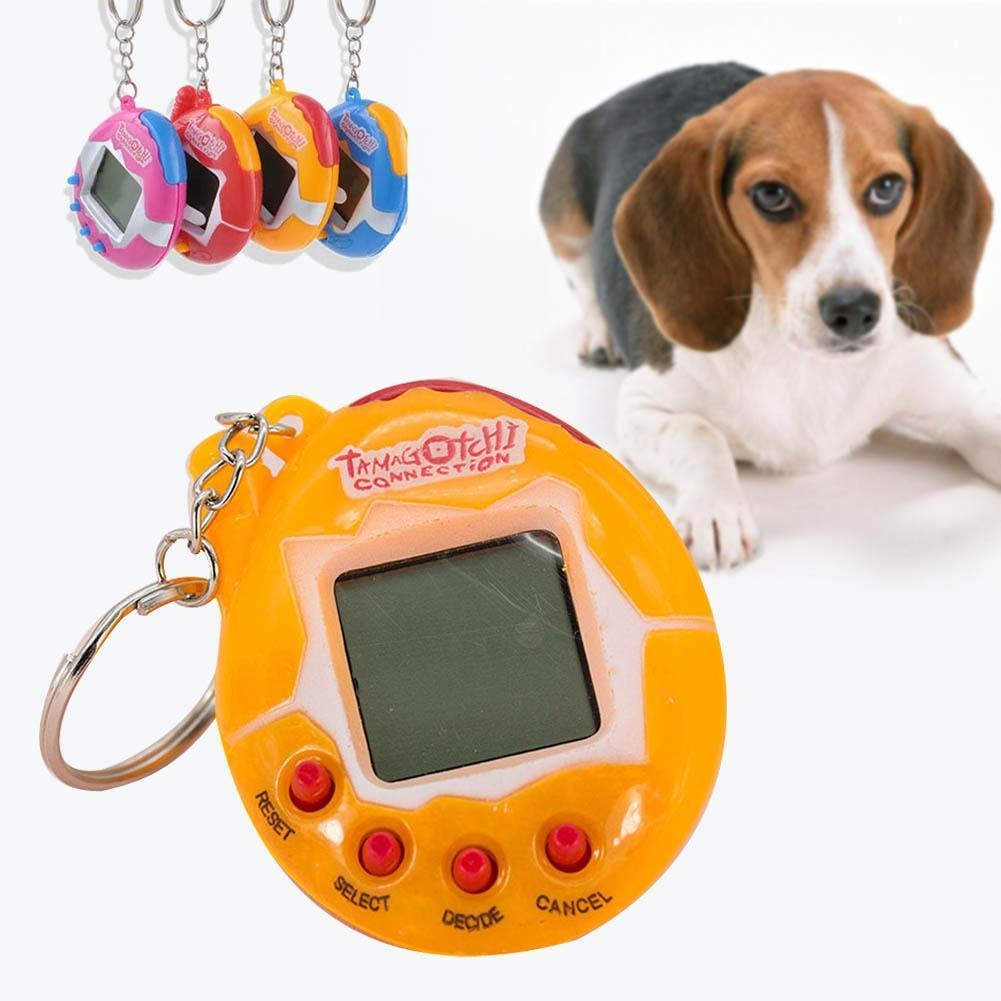 Fashion Multi Colors NEW 90S Nostalgic 49 Pets in One Funny Virtual Cyber Pet Toy Retro Game Pet Game Child Toy Key Buckles