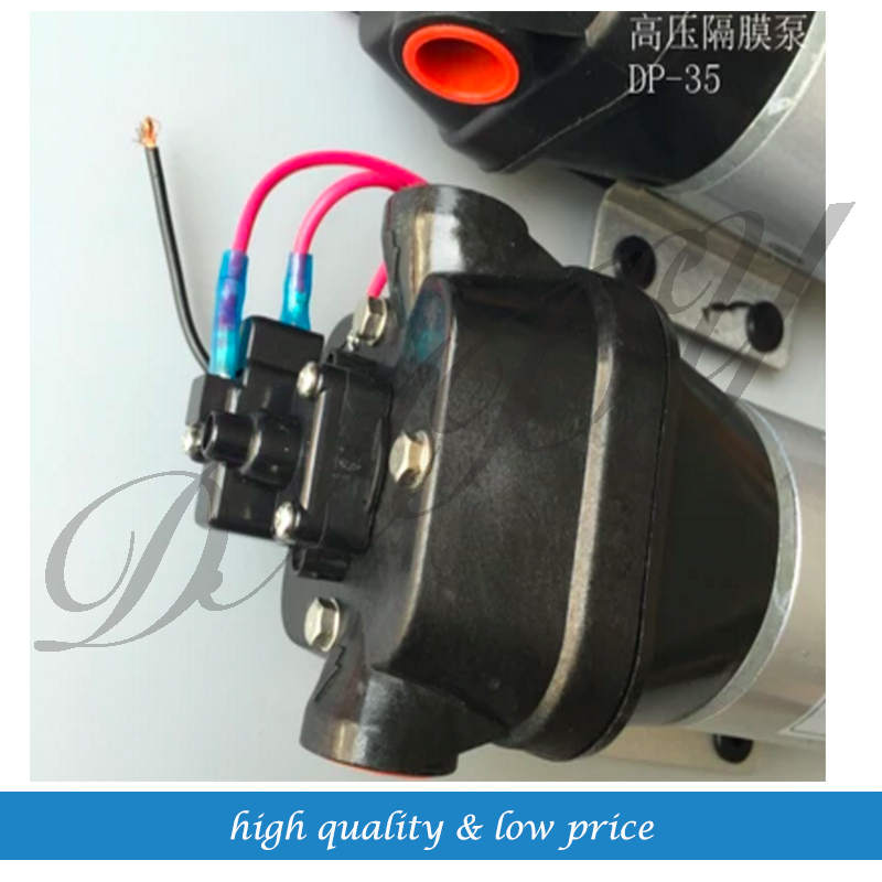 2016 New OPHIR RV /Marine 24V DC 40W Demand Fresh Water Diaphragm Self Priming Pump Low Pressure Educational Equipment booster pump 12v dc boat accessory high pressure diaphragm water self priming pump l70323 drop ship