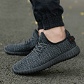 2016 New Men Summer Mesh Shoes Loafers lac-up Water shoes Walking lightweight Comfortable Breathable Men tenis feminino zapatos