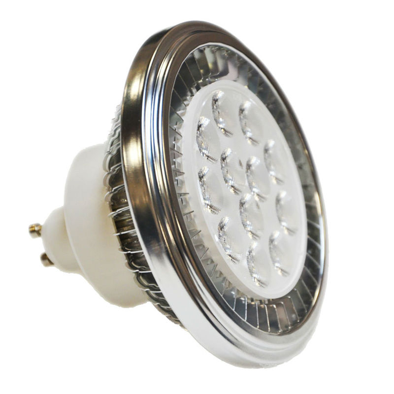 led ar111 spotlight qr111 spot light gu10 15w led 90240v