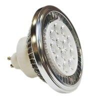 LED AR111 Spotlight QR111 Spot Light GU10 15 W LED 90-240 V 3000/4000/6000 K équivalent à 100 W Lampe Halogène Ampoule pour Intérieur