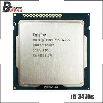 インテルコア i5-3475S i5 3475s 2.9 Ghz のクアッドコアクアッドコアスレッド Cpu プロセッサ 65 ワット LGA 1155 - SALE ITEM パソコン & オフィス