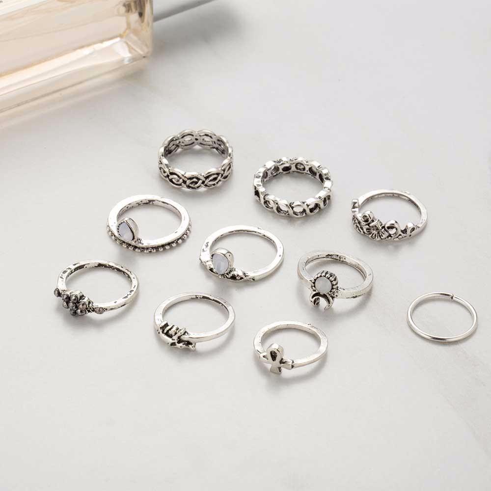 HTB1Ee65OXXXXXa_aXXXq6xXFXXXv 10-Pieces Unique Vintage Carved Spirituality Knuckle Ring Set For Women - 2 Colors