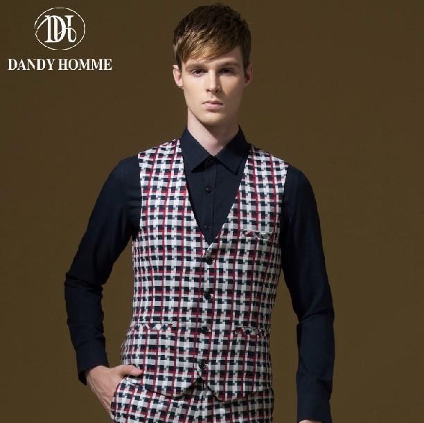 ②Денди Homme Высокое качество 2015 Для мужчин Мода ...