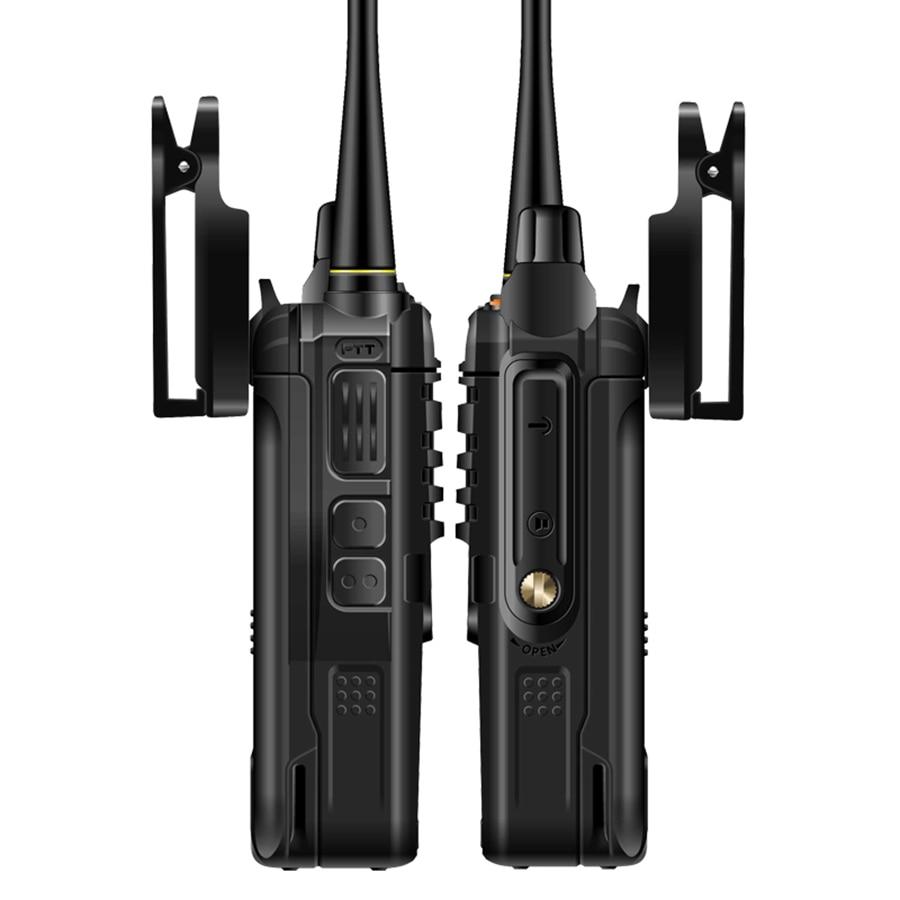 Baofeng UV-9R Plus Handheld Walkie Talkie 8W 2800mAh Dual Band IP67 Waterproof Two Way Radio hf Transceiver UV 9R camping (3)