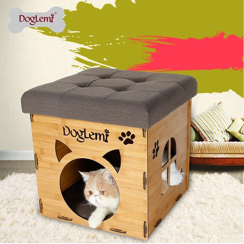 """""""DogLemi"""" nauja dizaino funkcinė gamta Medinis naminių gyvūnų - Naminių gyvūnėlių produktai - Nuotrauka 3"""