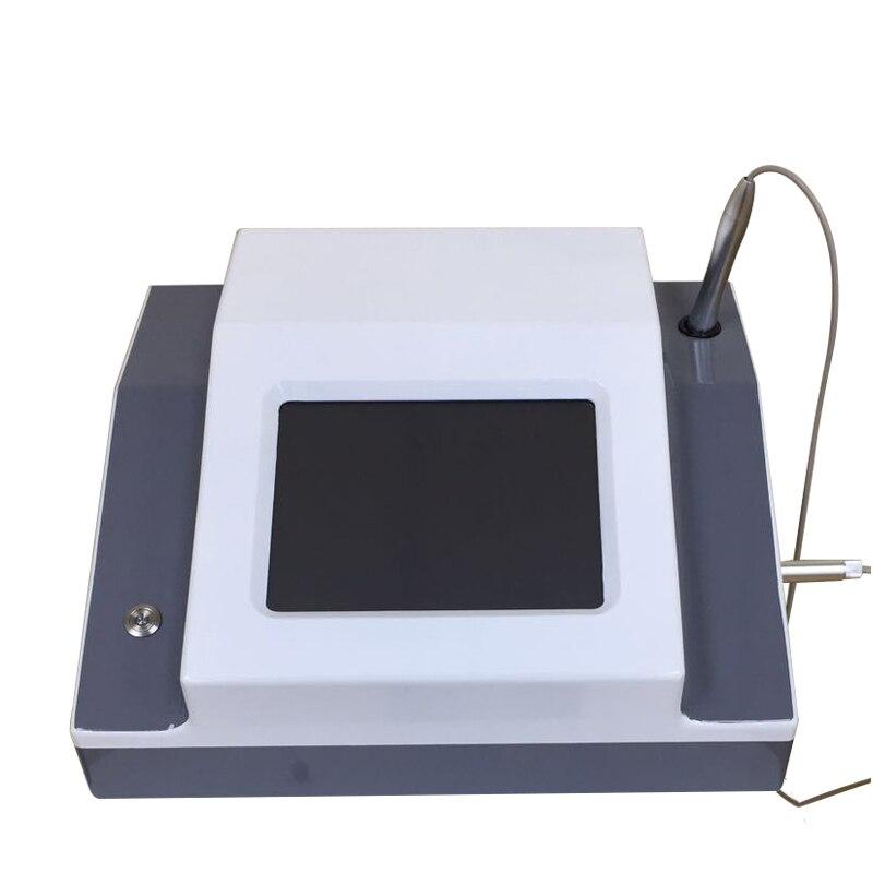 Nueva máquina de tratamiento láser de diodo 980nm de eliminación de venas de araña multifuncional 3in1 30 W