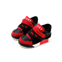 Winter Kids Sport Shoes for Boys Toddler Sneakers Plus Velvet Thicken Baby Girls Shoes Children's Sneakers Cotton Casual Shoe