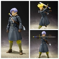 Dragon Ball Z Trunks 2.0 SHF SHFiguarts Toy Brinquedos Figurals Collection DBZ Model Gift