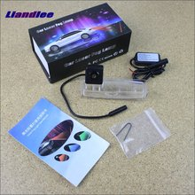 Liandlee Car Tracing Cauda Laser Light For Toyota Echo Sedan 1999~2005 Modified Special Anti Fog Lamps Rear Lights цена