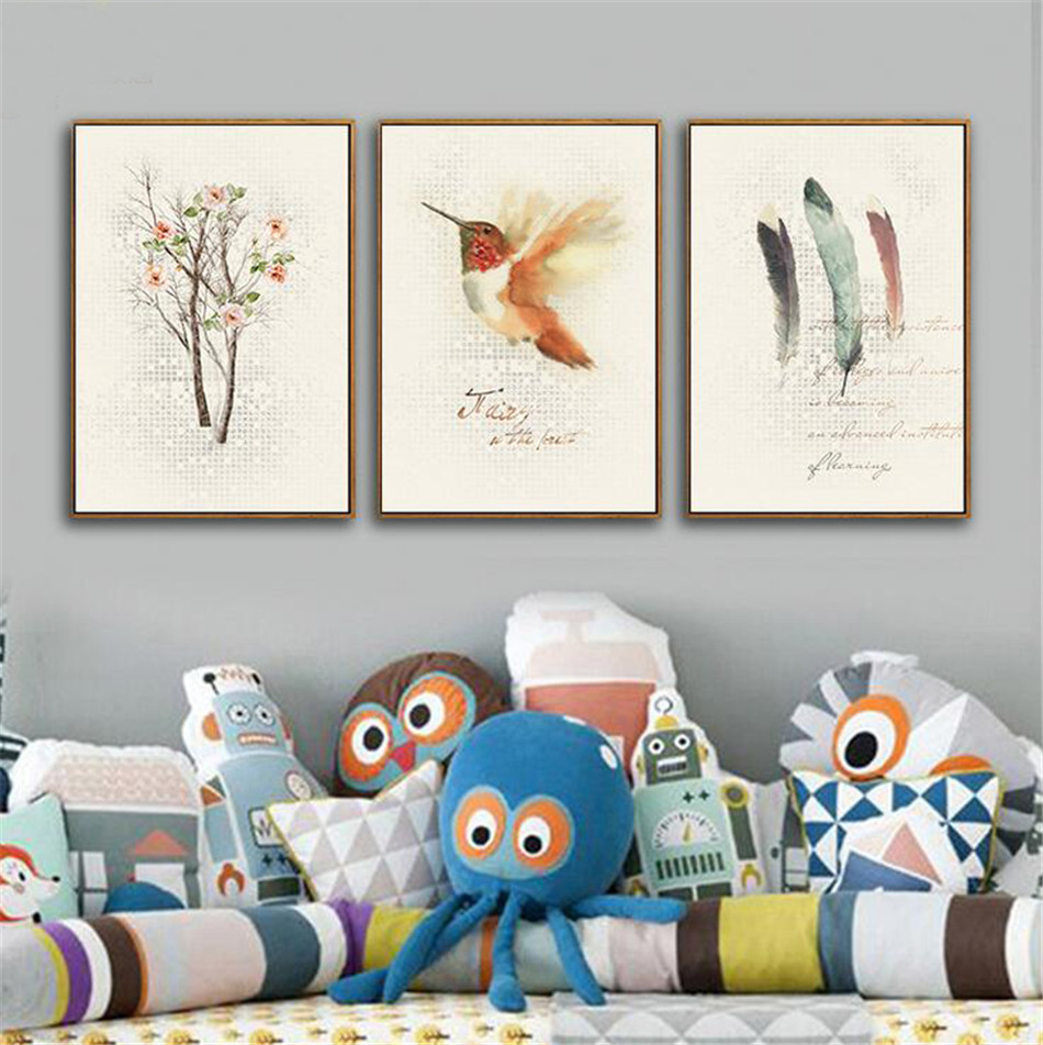 online get cheap wall murals painting aliexpress com alibaba group nordic modern minimalist living room decorative painting wall murals painting children s room cartoon paintings painting