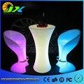 Barra de luz Portátil à prova d' água mesa de café/PE RGB levou mesa de bar cocktail