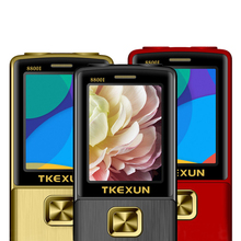 Unlocked Flip One Key Dual Torch One Key FM Bluetooth SOS Speed Dial Whatsapp Old Man Senior Metal Mobile Phone P210